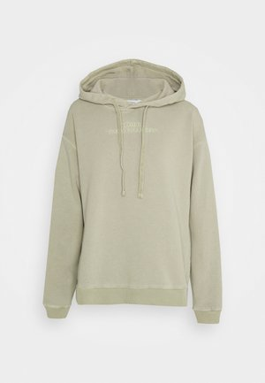 Sweatshirt - green bark