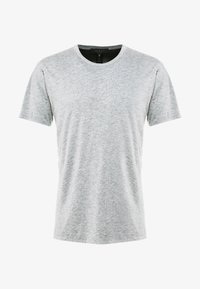 rag & bone - TEE - T-shirt basic - heather charcoal - 4