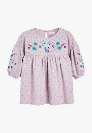 Jumper dress - lilac