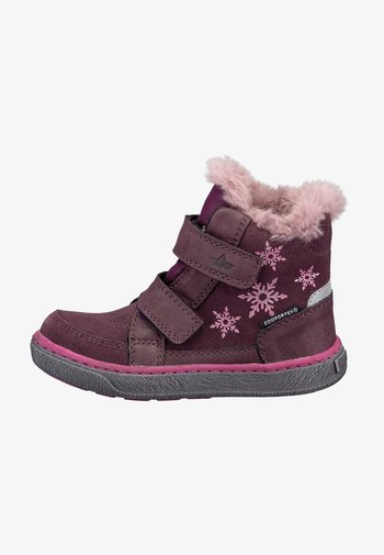 Winter boots - rot