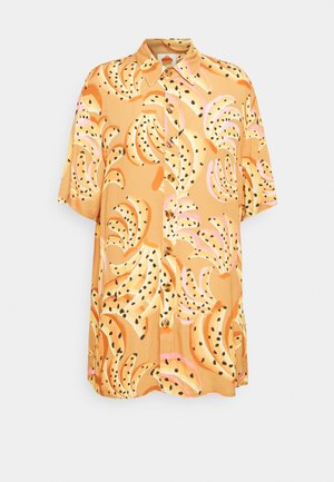 CARAMEL RAINING BANANAS - Button-down blouse - multi
