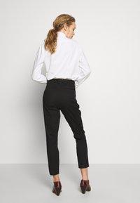 Polo Ralph Lauren - SLIM LEG PANT - Kalhoty - black - 2