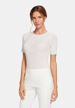 DIANA  - T-shirt imprimé - white