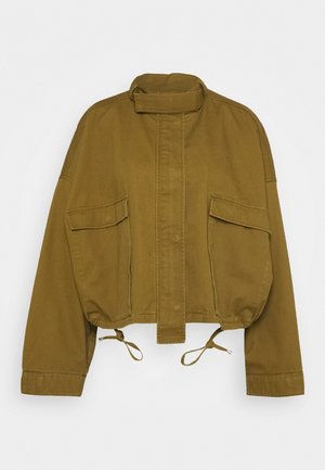 OUTDOOR JACKETS - Light jacket - washed pea