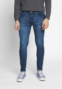 Levi's® Extra - 519™ EXT SKINNY HI-BALLB - Jeans Skinny Fit - myers day - 0