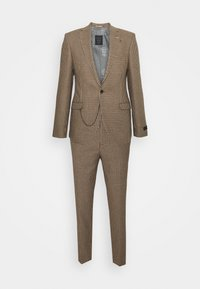 Shelby & Sons - CAITHNESS SUIT - Kostym - tan - 0