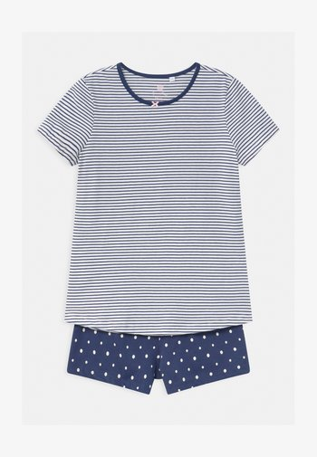 SHORT - Pyjama set - nordic blue