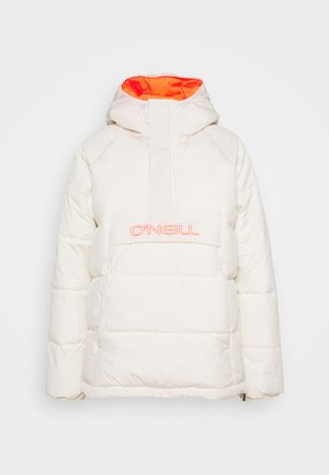 O'RIGINALS JACKET - Snowboardjacka - powder white