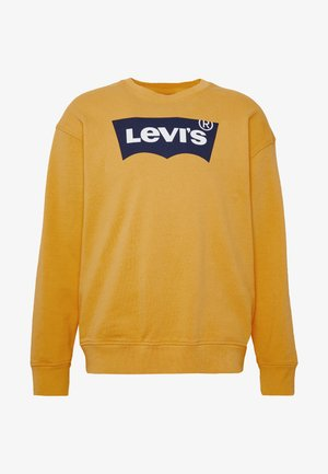 RELAXED GRAPHIC CREWNECK - Mikina - golden apricot
