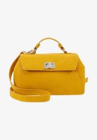 Gina Tricot - STINA MINI BAG - Bolso de mano - yellow - 5