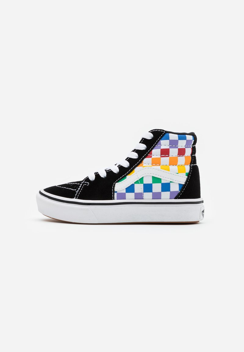 Vans - COMFYCUSH SK8 - High-top trainers - rainbow/true white