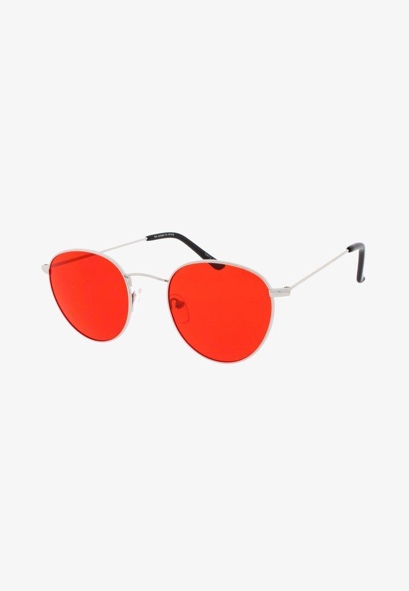 Icon Eyewear - VEGAS - Sunglasses - silver