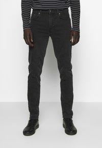 Won Hundred - DEAN - Slim fit jeans - charcoal - 0