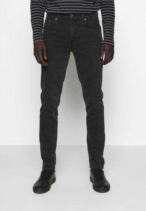 DEAN - Slim fit jeans - charcoal