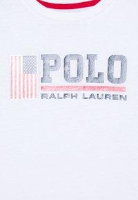 Polo Ralph Lauren - Triko spotiskem - white - 2
