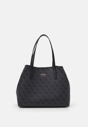 VIKKY TOTE SET - Handbag - dunkelgrau