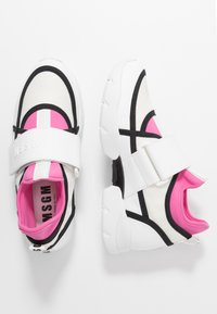 MSGM - SCARPA DONNA WOMANS SHOES - Tenisky - white - 1