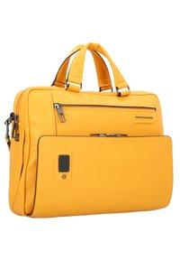 Piquadro - AKRON  - Briefcase - yellow - 3
