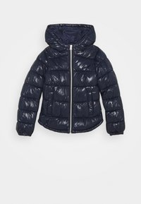 Benetton - BASIC GIRL - Winter jacket - dark blue - 0