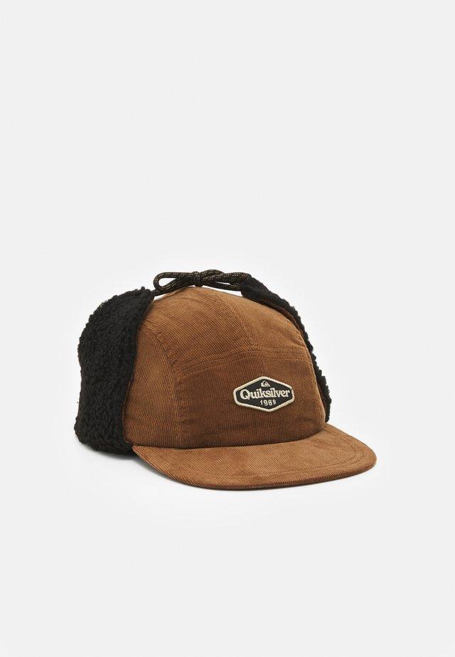 WINTER  - Pipo - bronze brown