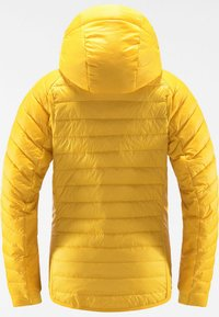Haglöfs - Winter jacket - pumpkin yellow - 5