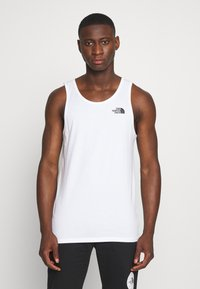 The North Face - GEODOME TANK - Top - white - 2