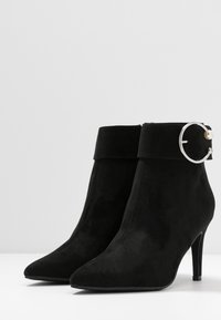 Anna Field - High heeled ankle boots - black - 4