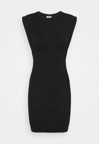 NMGENNIE DETAIL DRESS