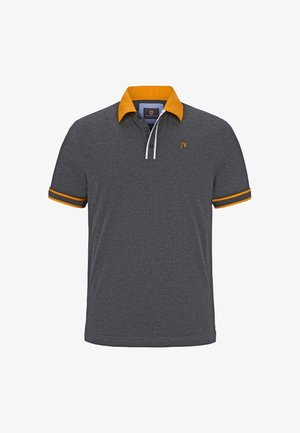 ISFRIED - Polo shirt - dunkelgrau