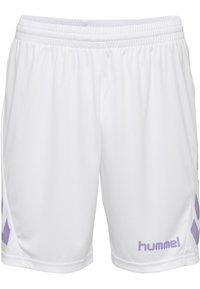 Hummel - DUO SET - Sports shorts - paisley purple/white - 3