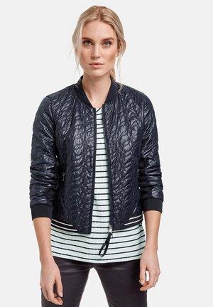 Light jacket - indigo