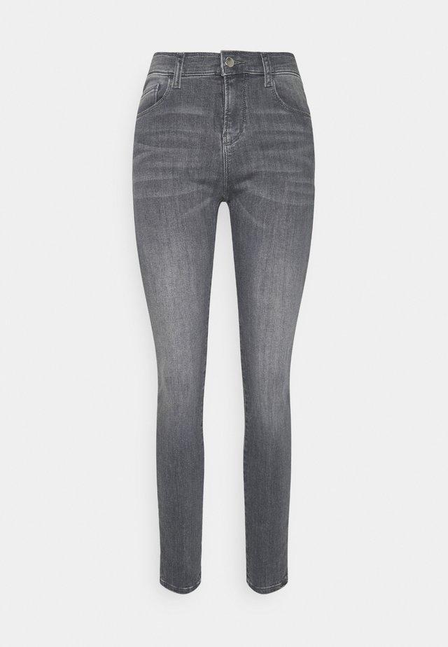 Jeans Skinny Fit - grigio