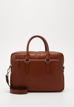 FOCUS LAPTOP BAG - Aktentasche - cognac