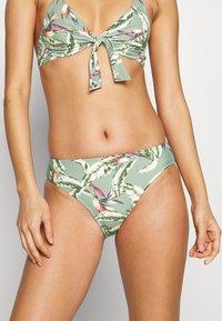 Esprit - PANAMA BEACH - Bikini bottoms - light khaki - 0