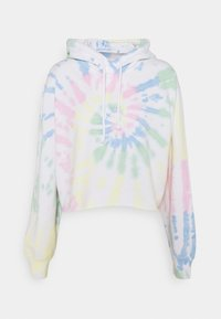 Hollister Co. - WASH ICON - Hoodie - white - 5