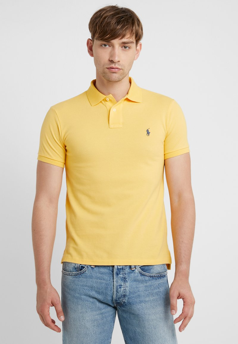 Polo Ralph Lauren - SLIM FIT MODEL  - Polo - chrome yellow