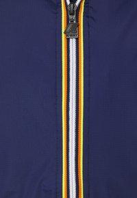 K-Way - UNISEX LE VRAI CLAUDE ORSETTO - Winter jacket - blue depths - 2