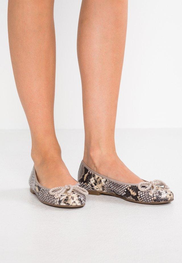 DIAMANT - Ballet pumps - piedra