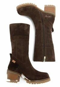 Greyder Lab - KATE - Boots - dark brown - 3