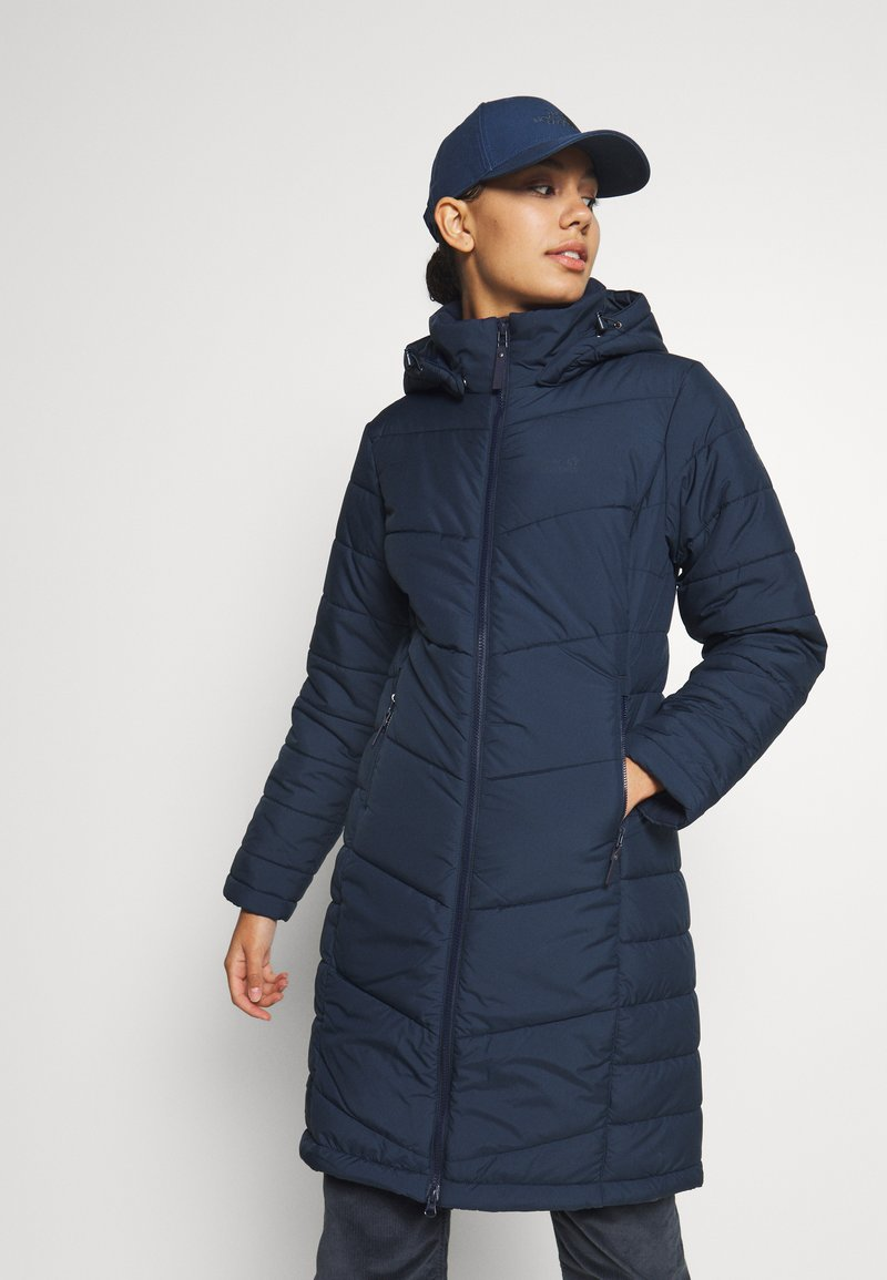 Jack Wolfskin - NORTH YORK COAT - Winter coat - midnight blue