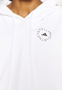 adidas by Stella McCartney - HOODIE - Long sleeved top - white - 5