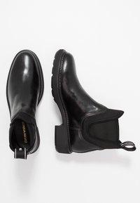 Emporio Armani - Stiefelette - black - 3