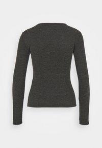 Anna Field Petite - Långärmad tröja - mottled grey - 6