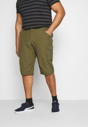 EP ARDOCH - Sports shorts - dark olive