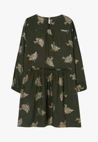 Rosemunde - DRESS LS - Day dress - green/gold - 1