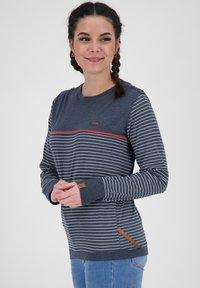 alife & kickin - Long sleeved top - marine - 3