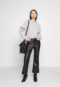 Trendyol - Jersey con capucha - gray - 1