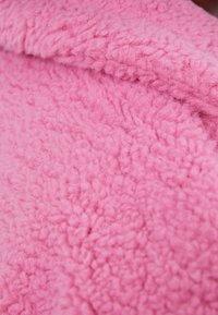 Bershka - Fleece jacket - pink - 5