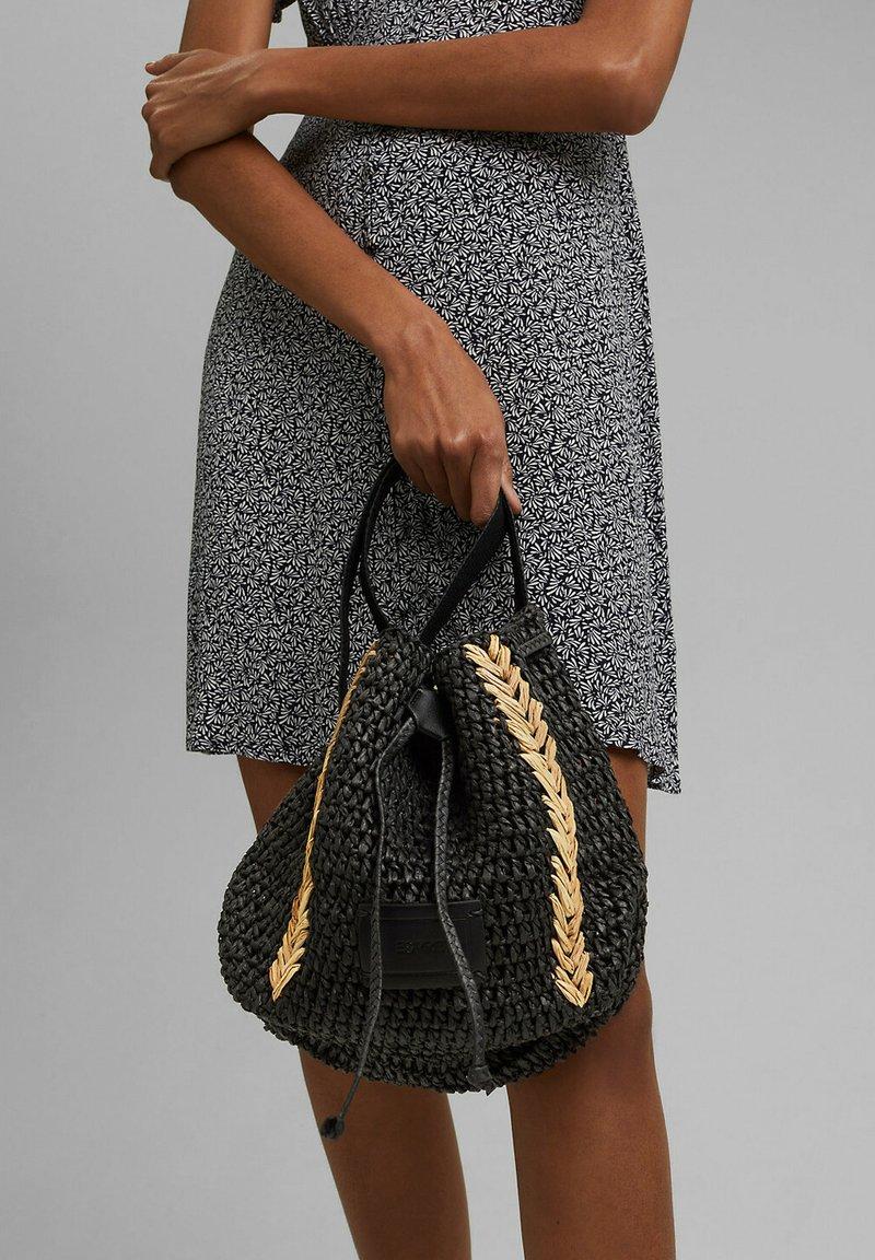 Esprit - RILEY - Handbag - black