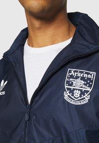 adidas Originals - Summer jacket - collegiate navy - 5